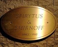 spiritus and sminoff